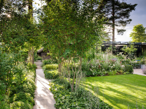 Privat garden/ Ulf Nordfjell, Photographer Jason Ingram
