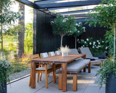 Privat garden/ Ulf Nordfjell, Photographer Jason Ingram