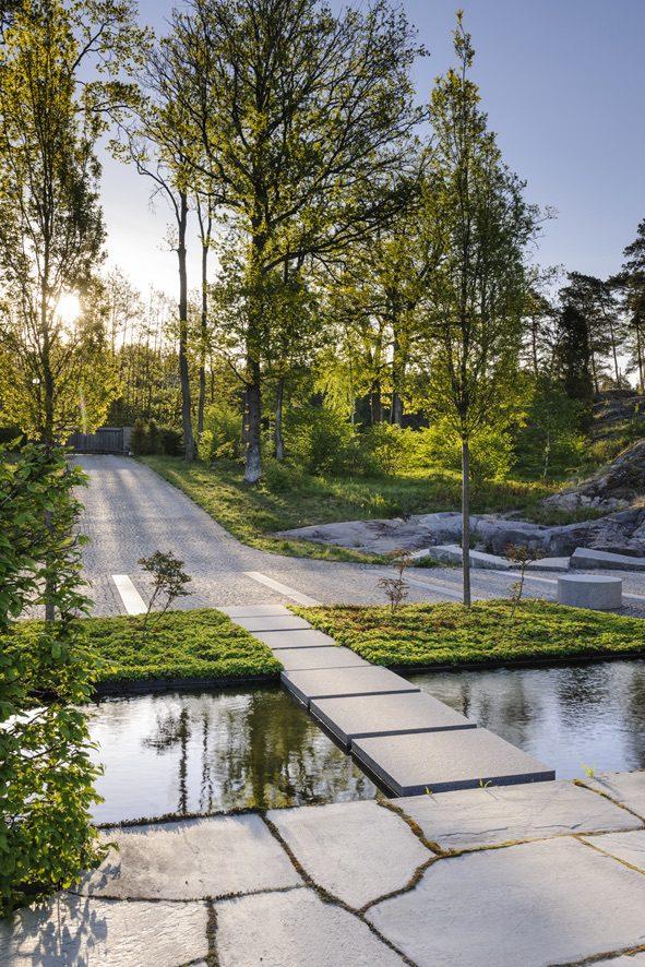 Private garden/ Ulf Nordfjell, Photographer Jason Ingram