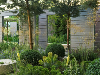 Chelsea Flower show/ Ulf Nordfjell Photographer Jerry Harpur
