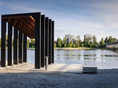 Skellefteå Stadspark / Ulf Nordfjell, Photographer Jason Ingram